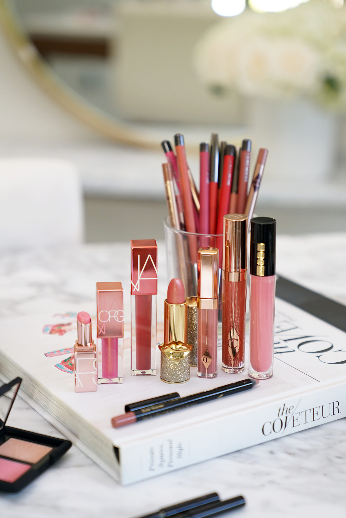 Meilleurs coloris à lèvres NARS, Charlotte Tilbury et Pat McGrath Labs