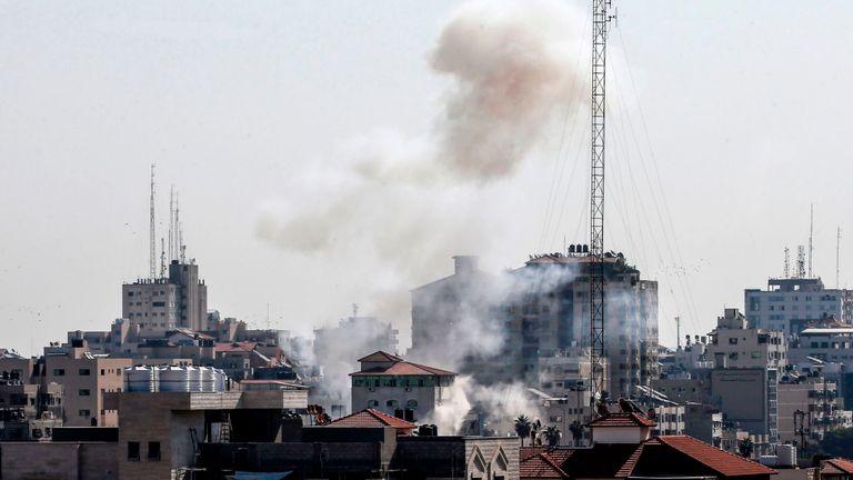 La tension monte à Gaza