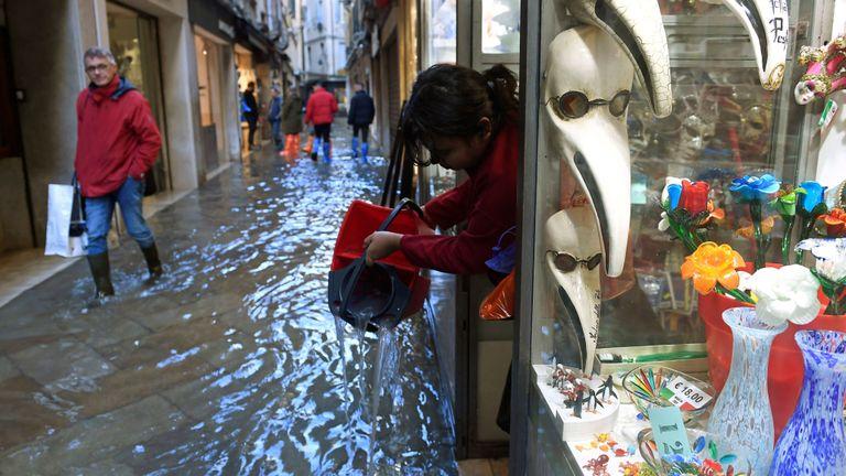 Les entreprises ont été touchées par les inondations