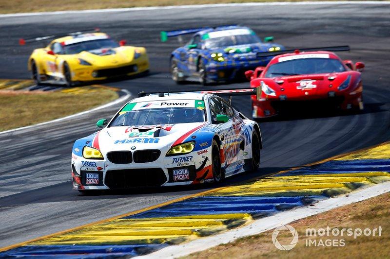 # 96 Turner Motorsport BMW M6 GT3: Bill Auberlen, Robby Foley, Dillon Machavern