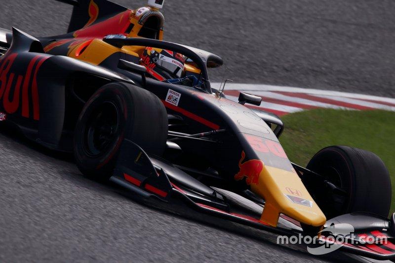 Lucas Auer, équipe de course B-Max