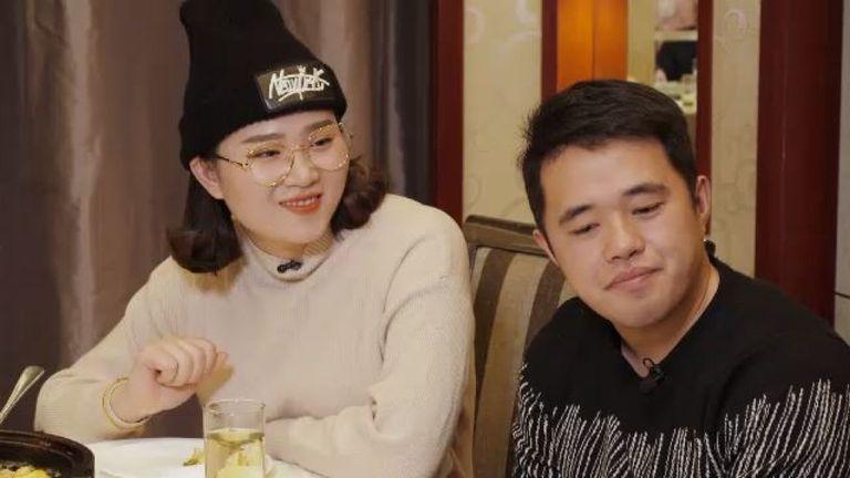 Jing Jing et Si Jiawei se sont rencontrés pour la première fois sur Tantan, une application de rencontres similaire à Tinder