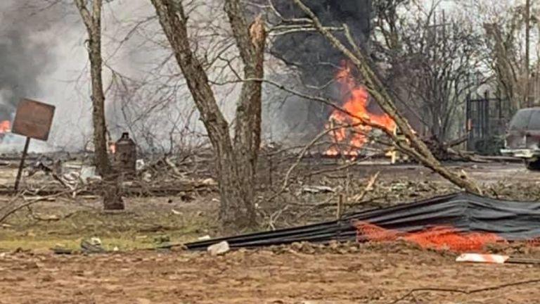 Cinq personnes sont décédées après qu'un avion s'est écrasé en Louisiane. Photo: Mandi A Kestler