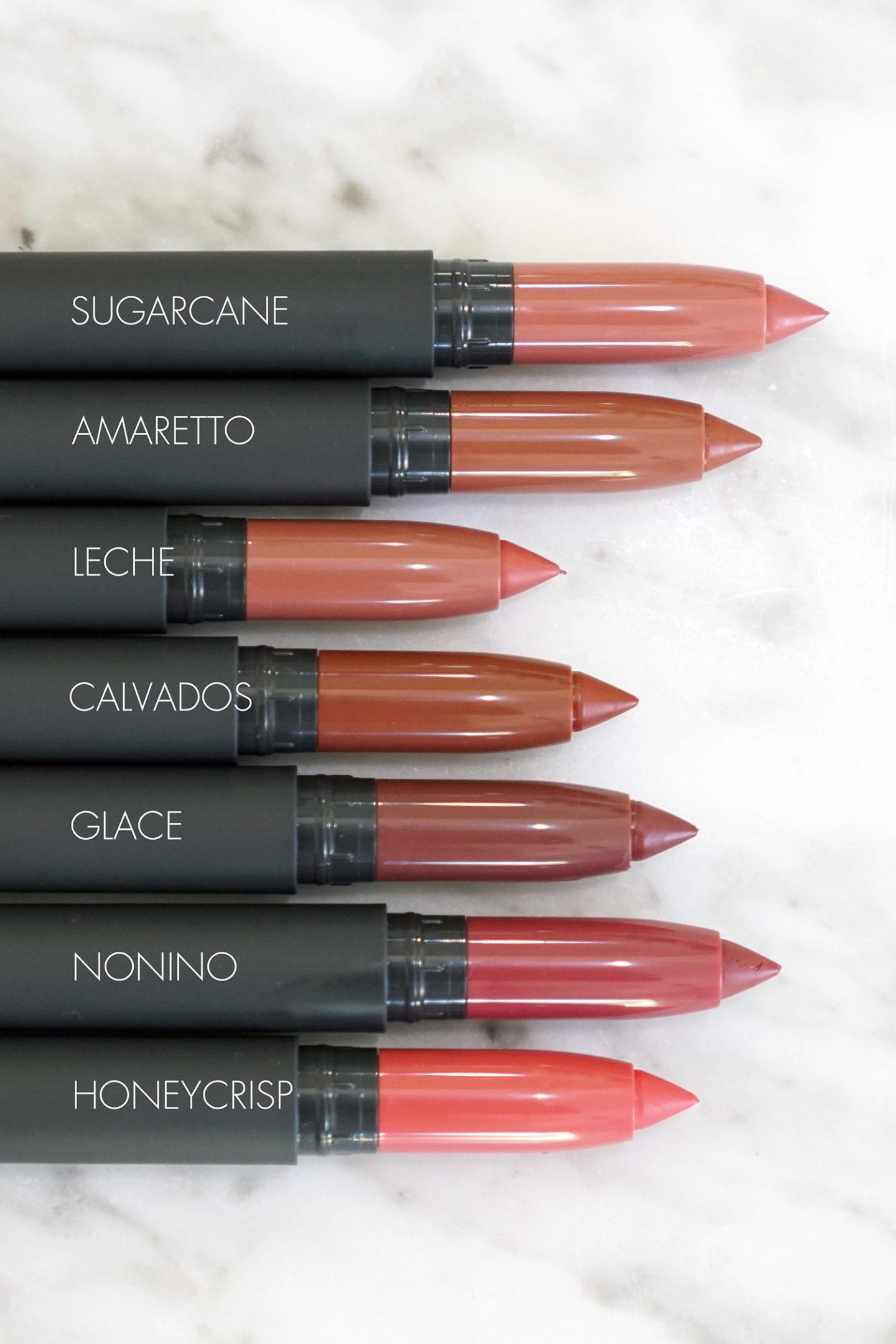 Crayons à lèvres crémeux Power Move