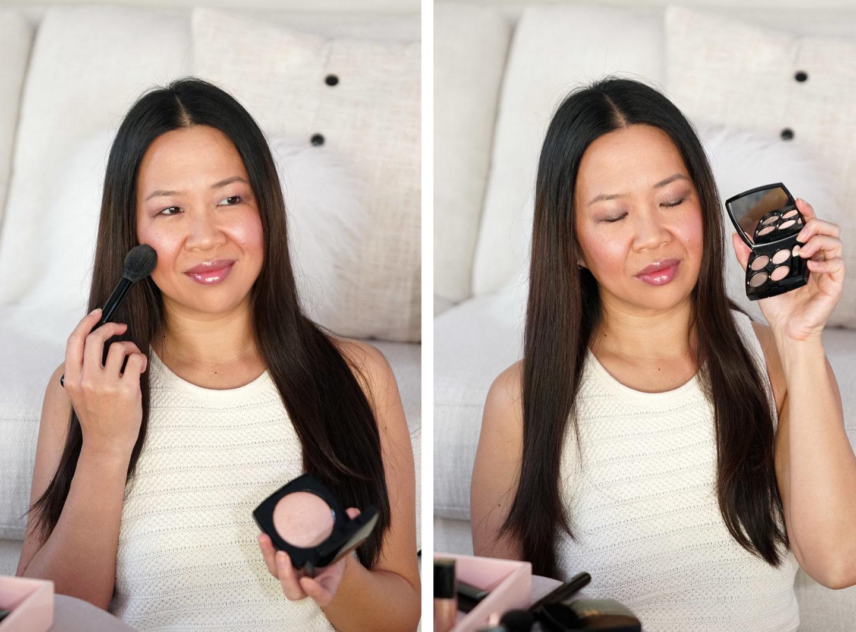 Look Maquillage Chanel Printemps 2020 Eclat du Desert