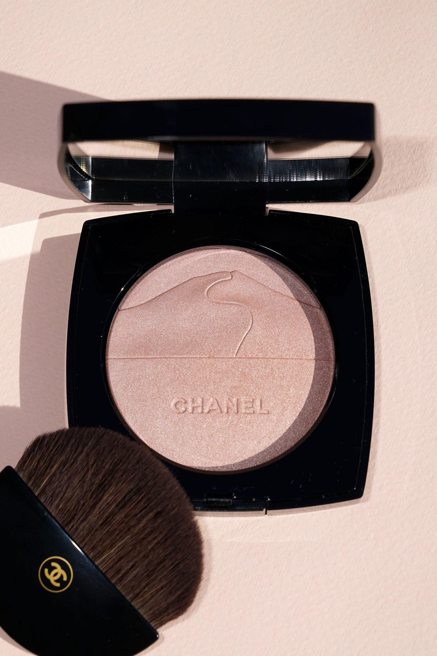 Surligneur Eclat de Desert Chanel Printemps 2020