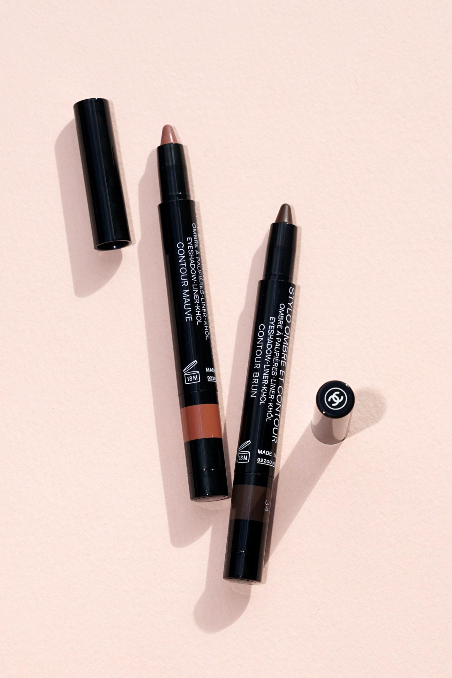 Chanel Printemps 2020 Stylo Ombre et Contour