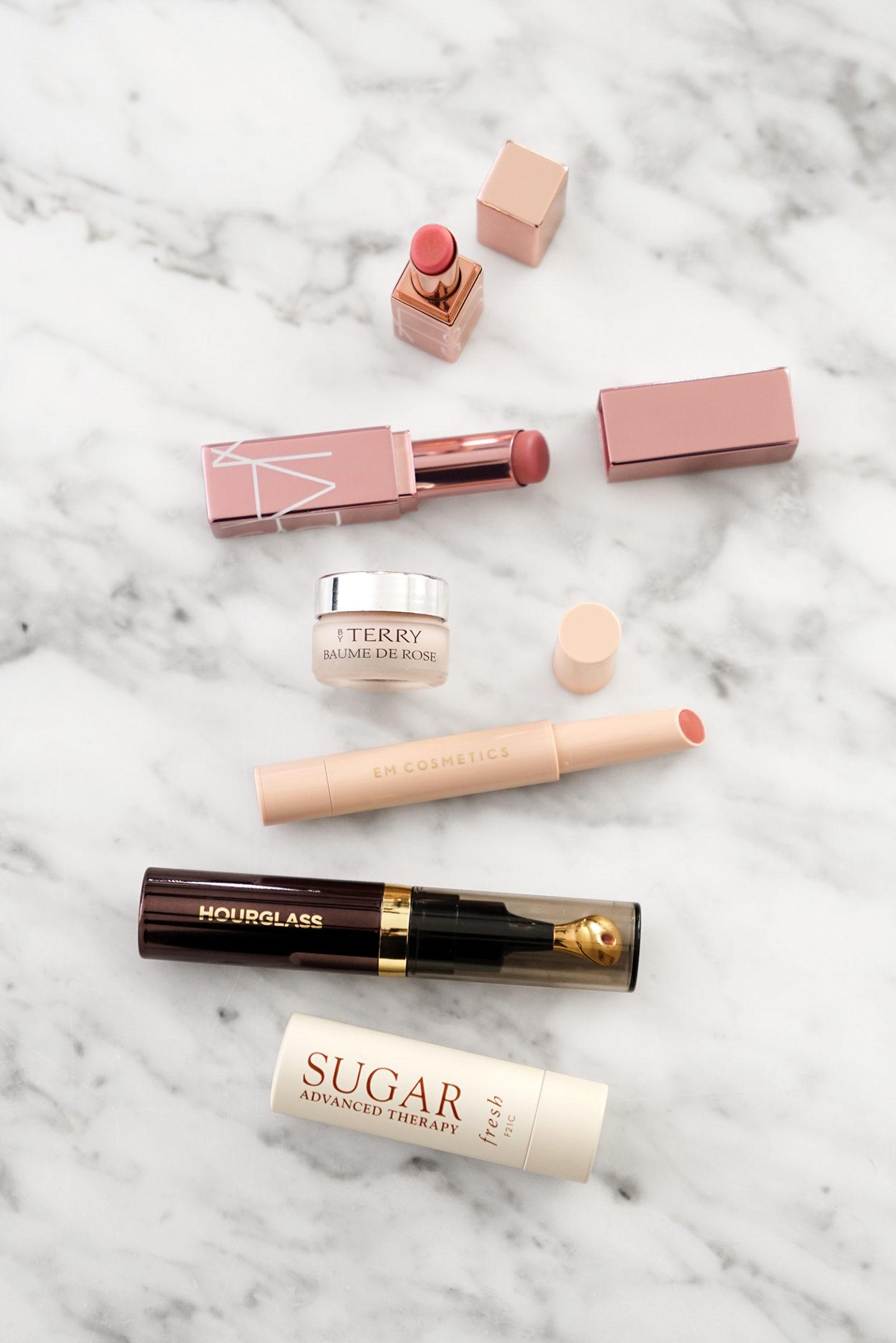 Essentials Hydrating Lip Essentials NARS, Hourglass, EM Cosmetics, Fresh