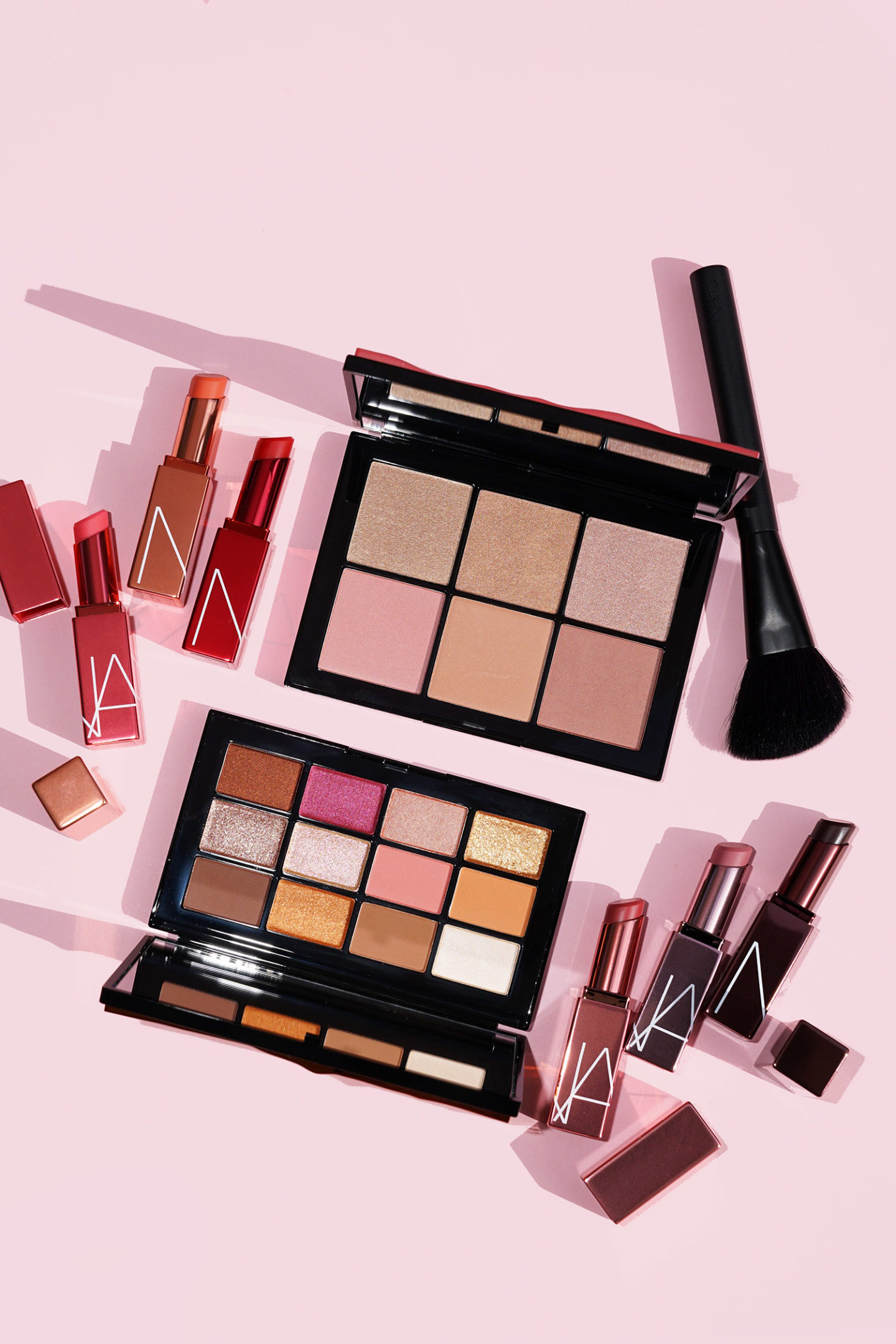 Revue de la collection NARS Afterglow de Beauty Look Book