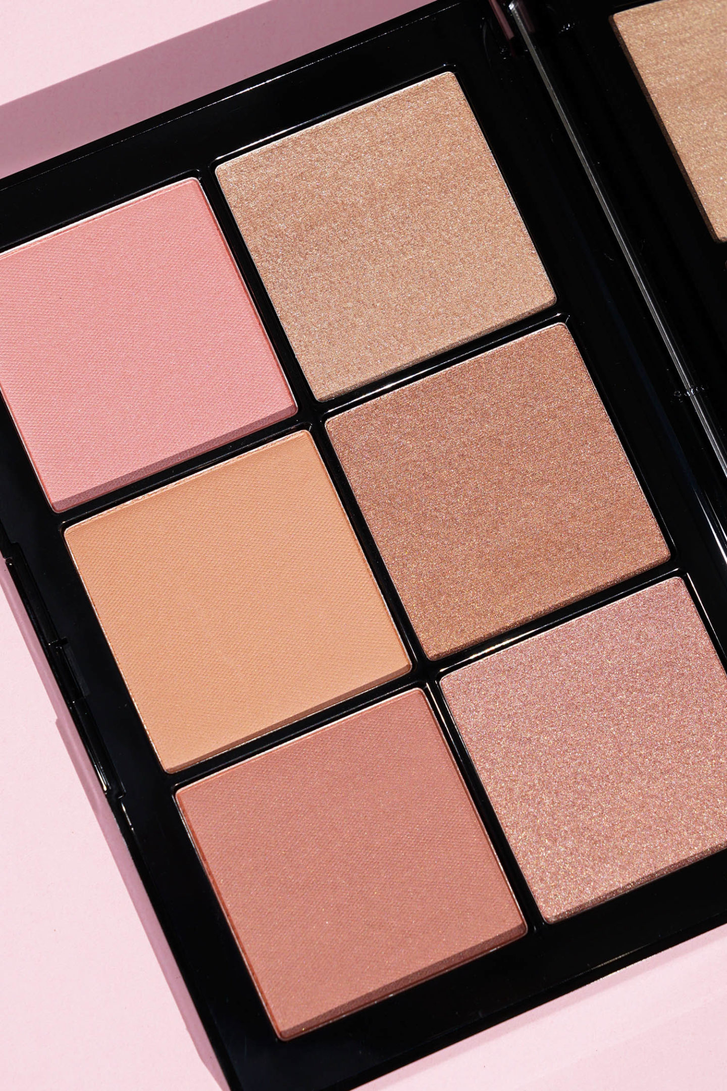 NARS Overlust Cheek Palette Review via The Beauty Look Book
