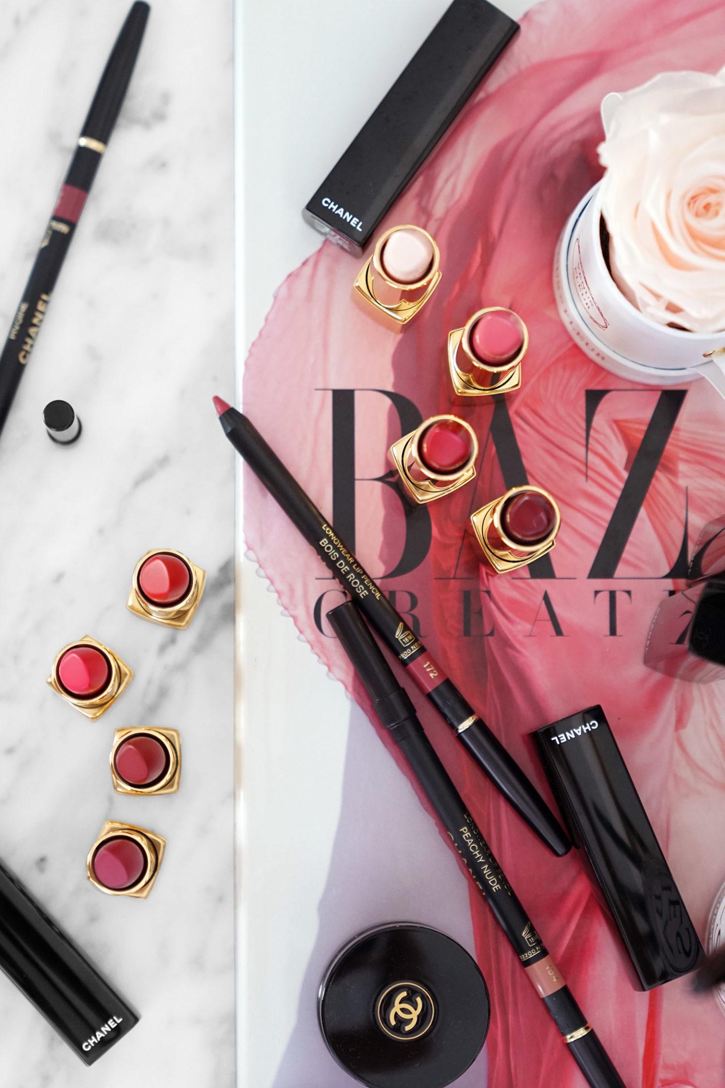 Chanel Rouge Allure Camelia et Velvet Review