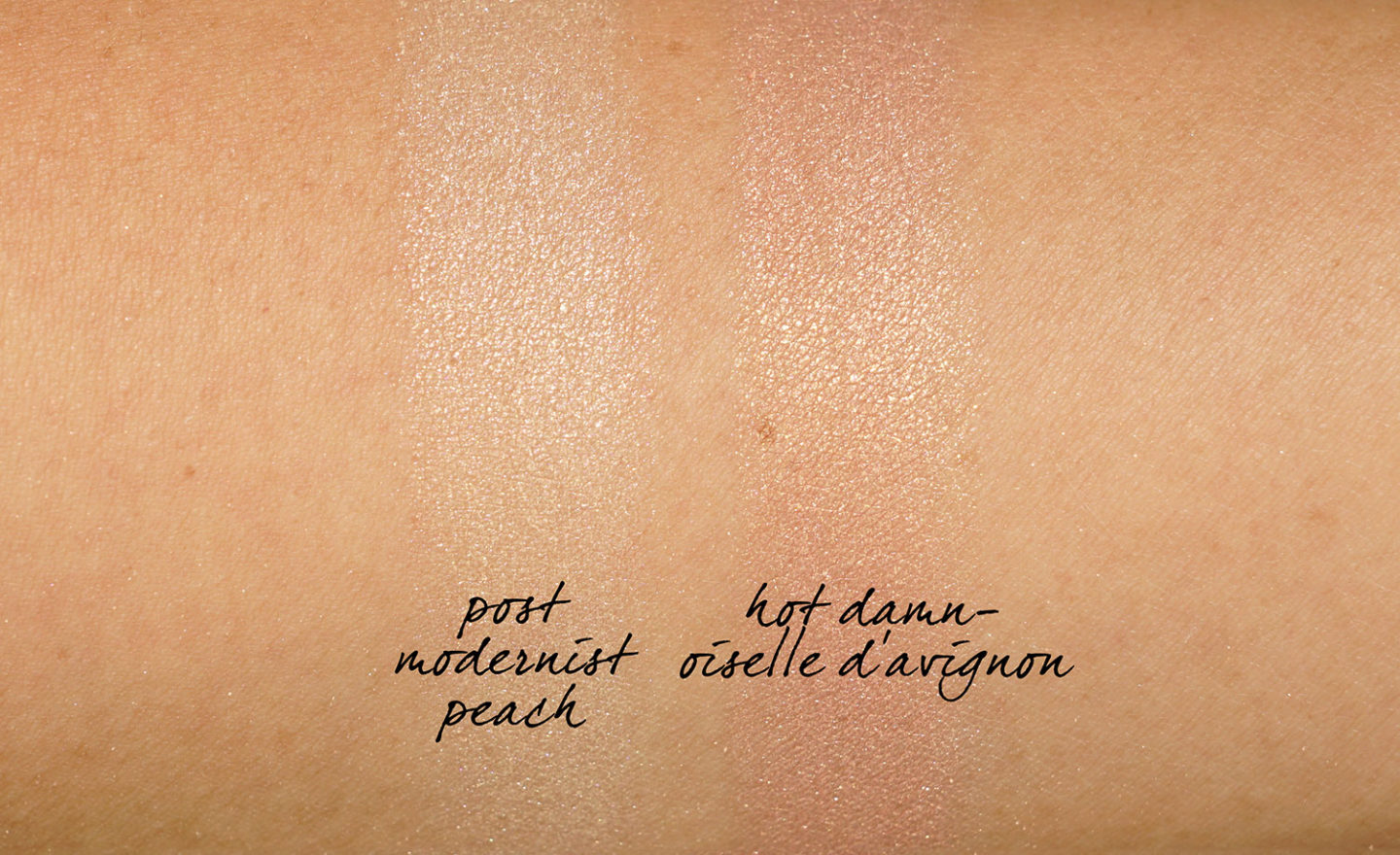MAC Loud and Clear Extra Dimension Skinfinish Nuancier