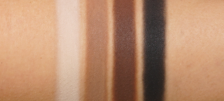 Échantillons de fard à paupières Mirage Quad Mink de Tom Ford