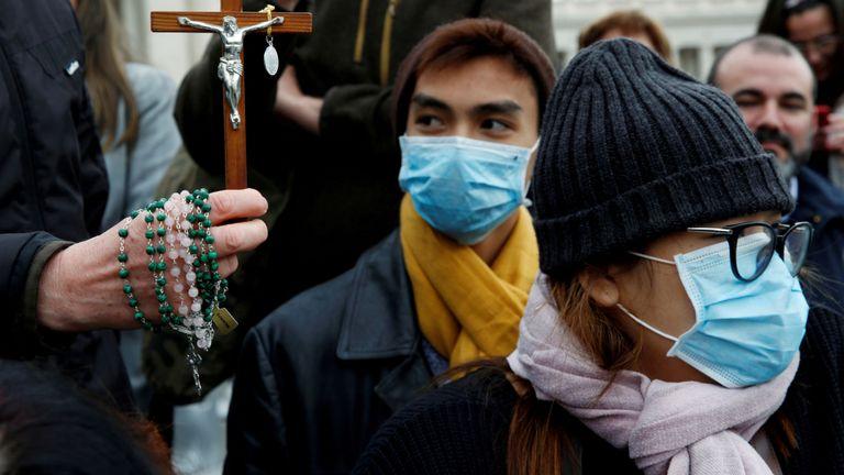 L'Italie a subi la pire épidémie de coronavirus en Europe jusqu'à présent