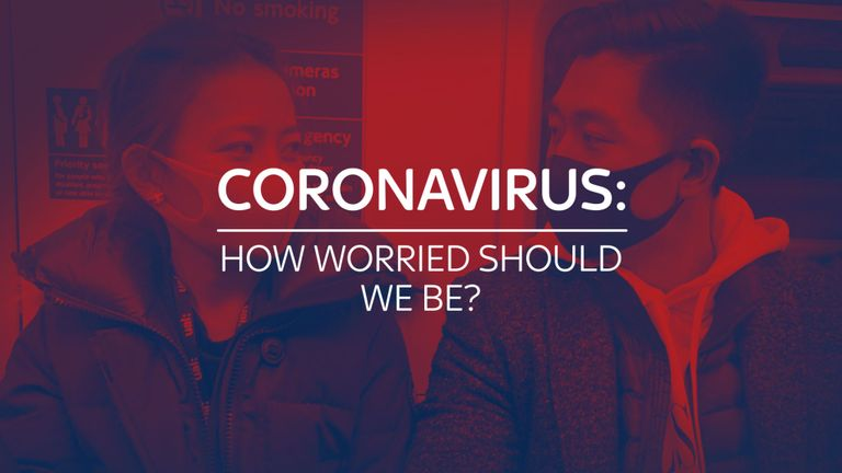 Coronavirus: à quel point devrions-nous être inquiets?