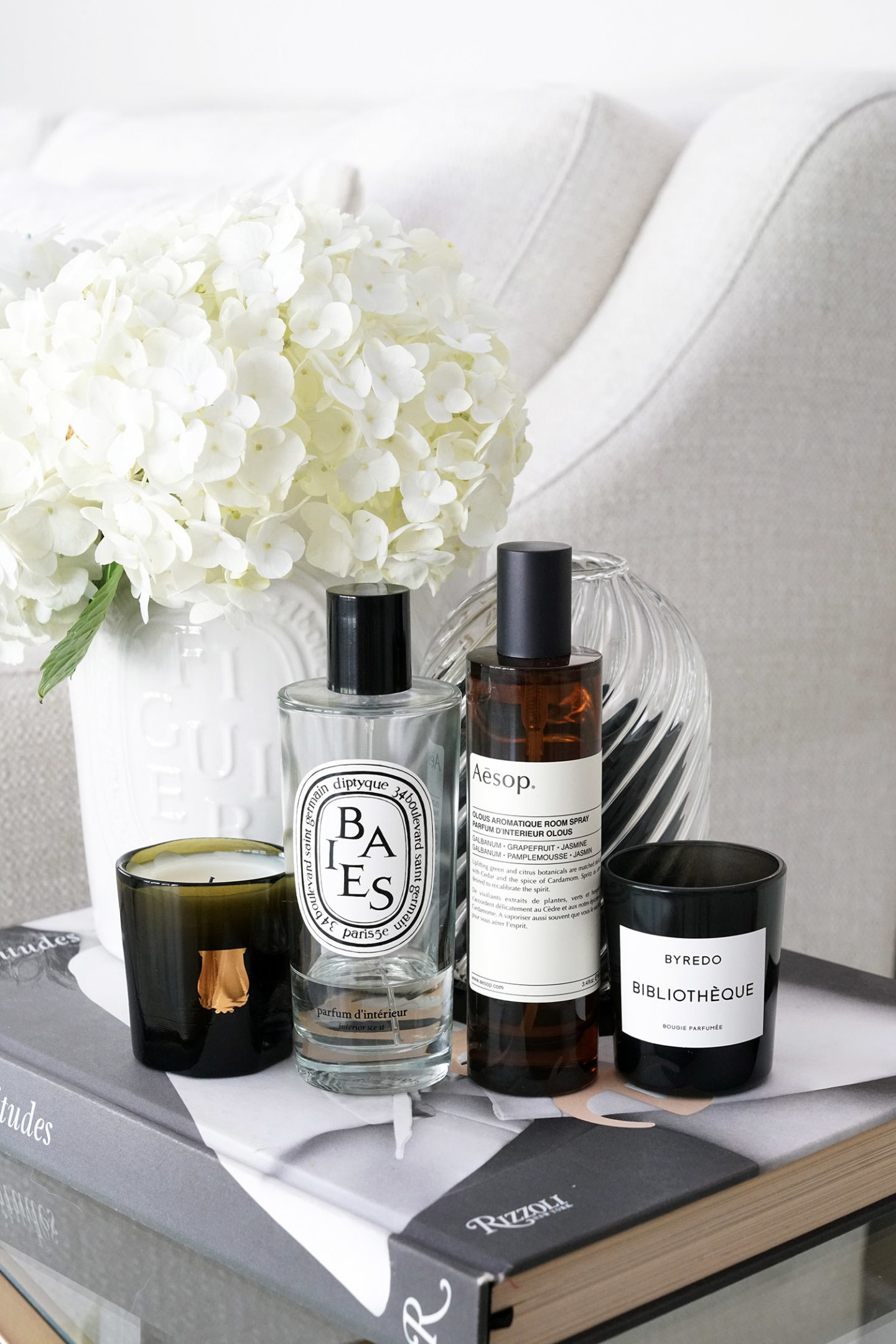 Best Home Scents Cire Trudon, Diptyque, Aesop