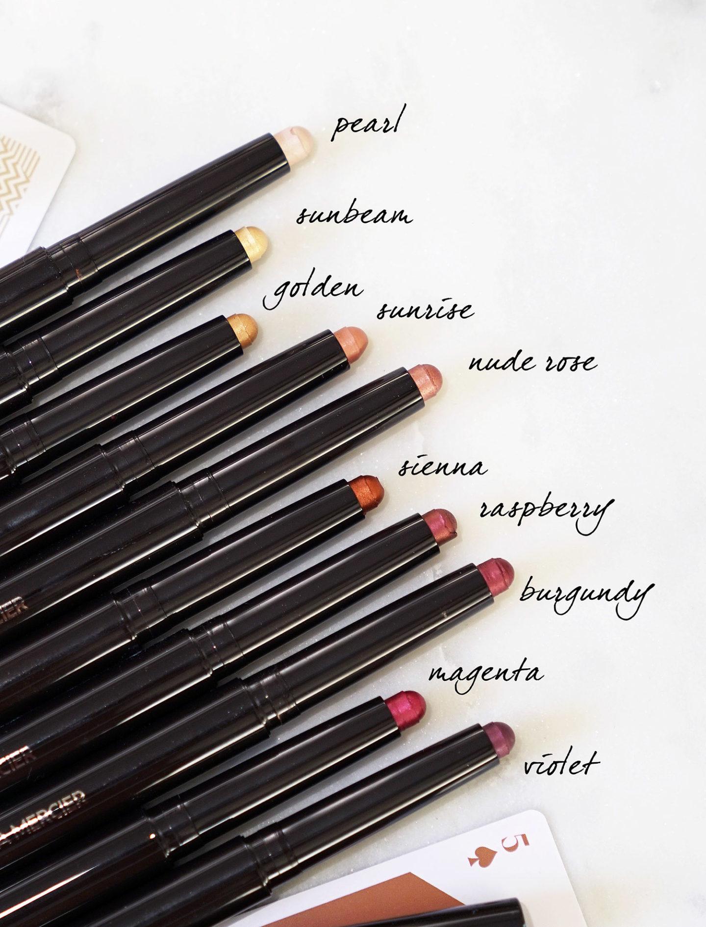 Laura Mercier Caviar Stick Eye Color nouvelles nuances