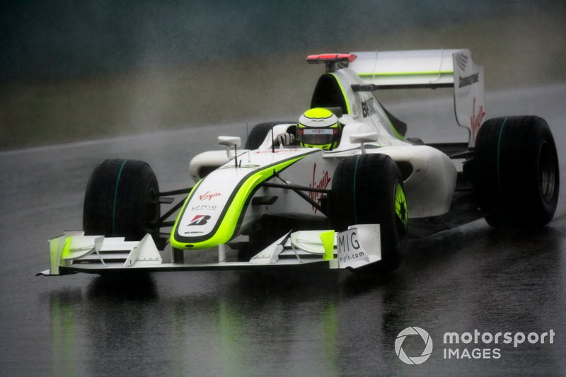 Jenson Button, Brawn GP BGP001
