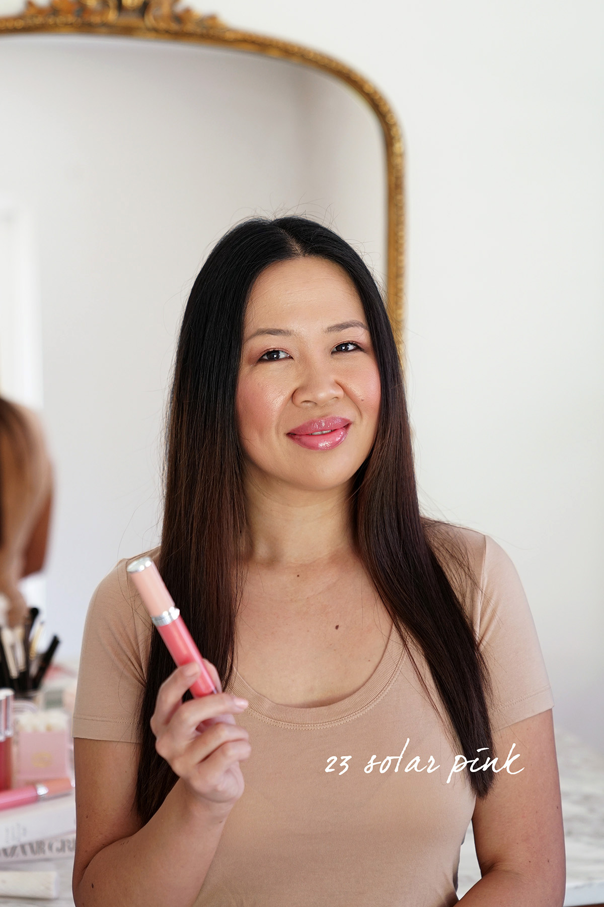 Givenchy Le Rose Perfecto Liquid Balm 23 Solar Pink