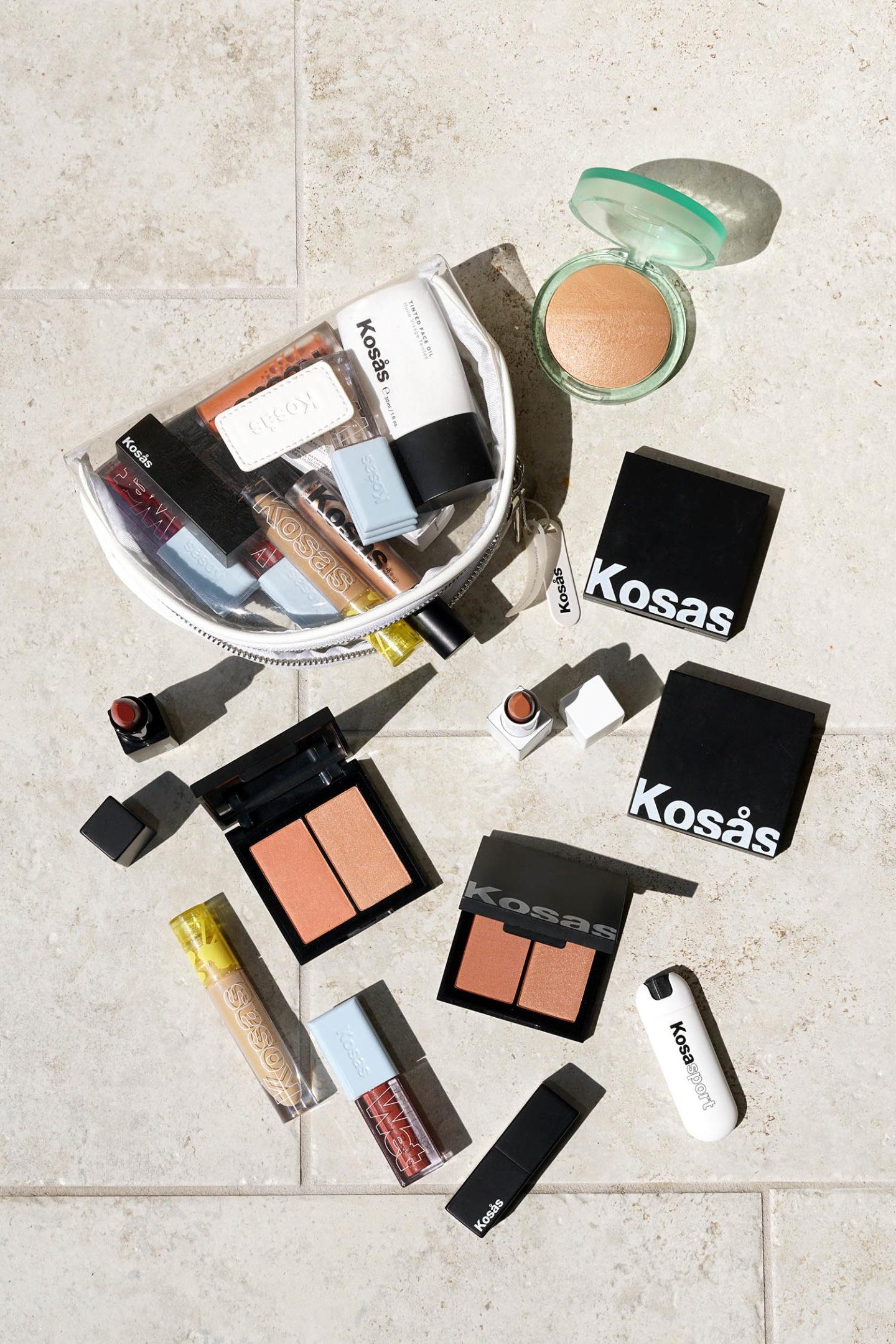Examen de la marque Kosas et échantillons