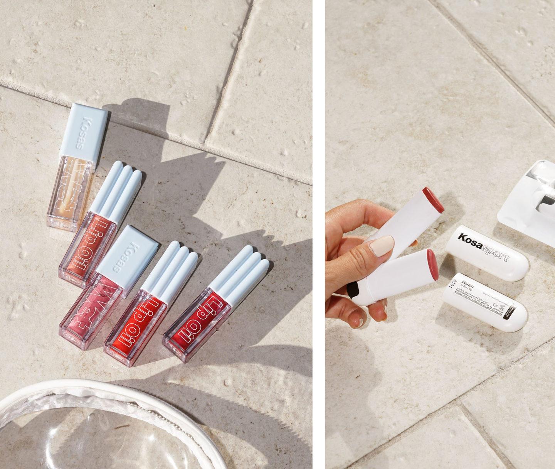 Kosas Wet Lip Oil et Hyaluronic Lip Balm Review