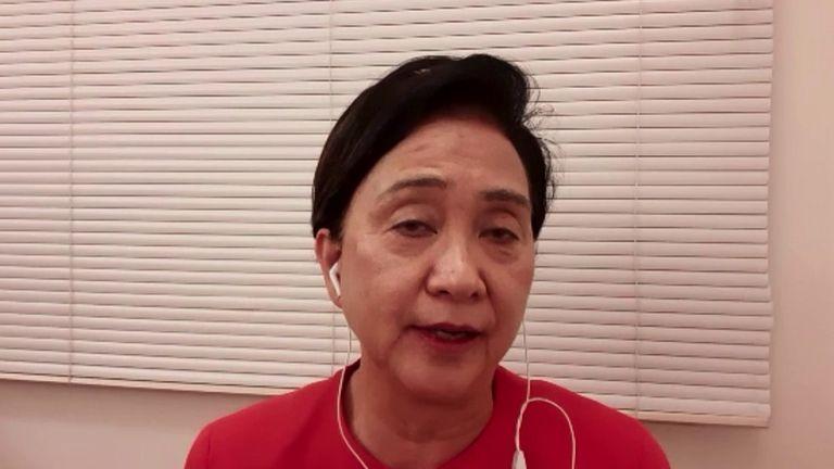 Ancienne présidente du Parti de la démocratie de Hong Kong, Emily Lau appelle Boris Johnson et la communauté internationale à aider à arrêter le projet de loi controversé sur la sécurité de la Chine.