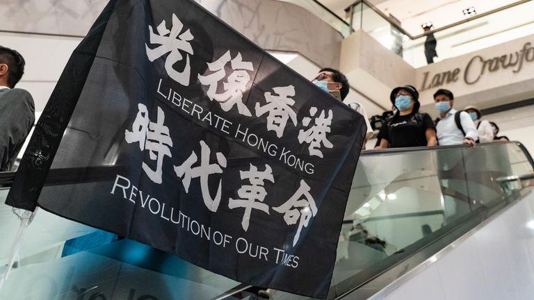 D'autres manifestations sont attendues à Hong Kong mercredi