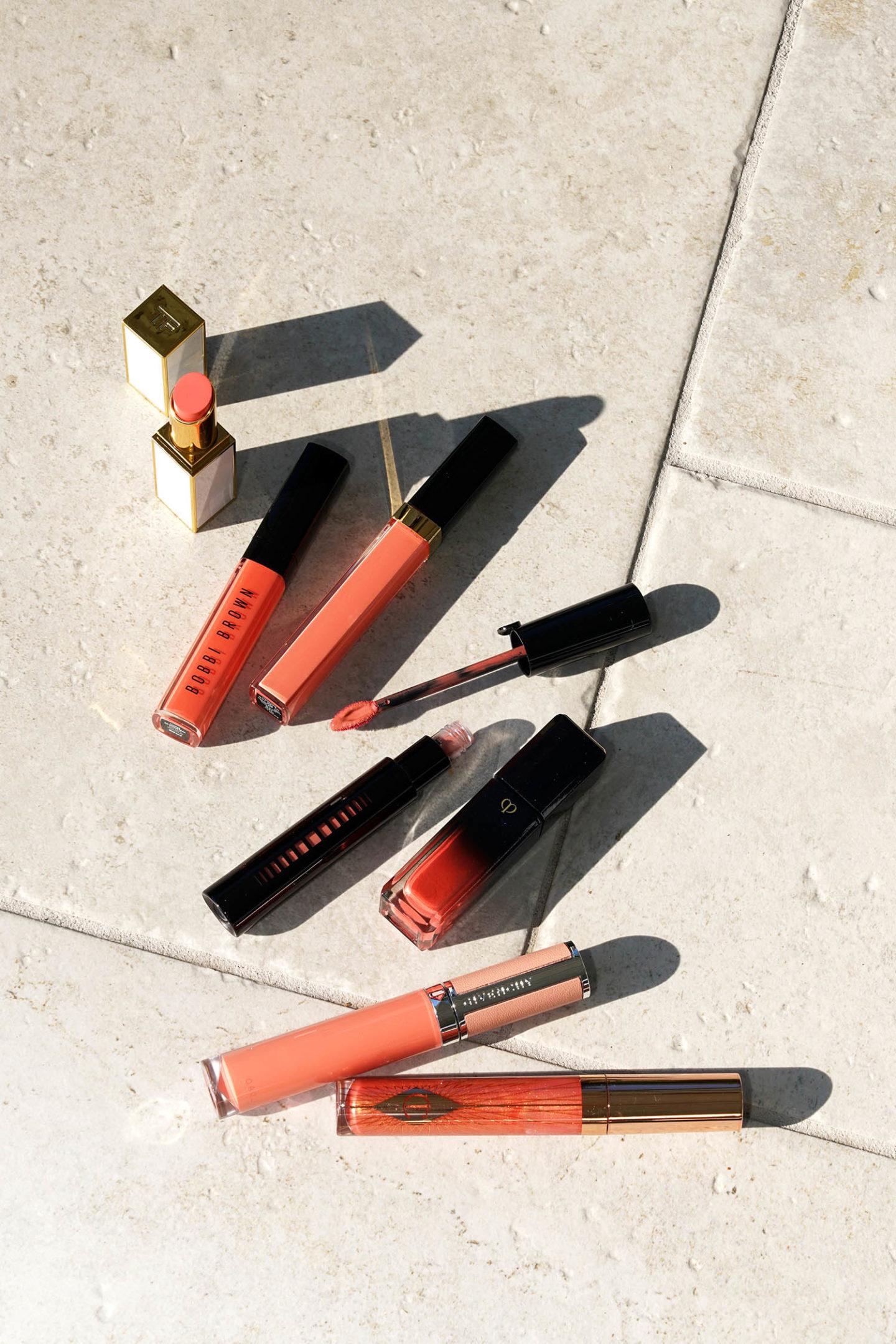 Les meilleurs rouges à lèvres Peach + Coral pour l'été