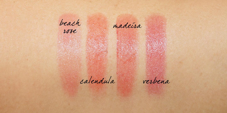 Échantillons de baume hydratant pour les lèvres Chantecaille