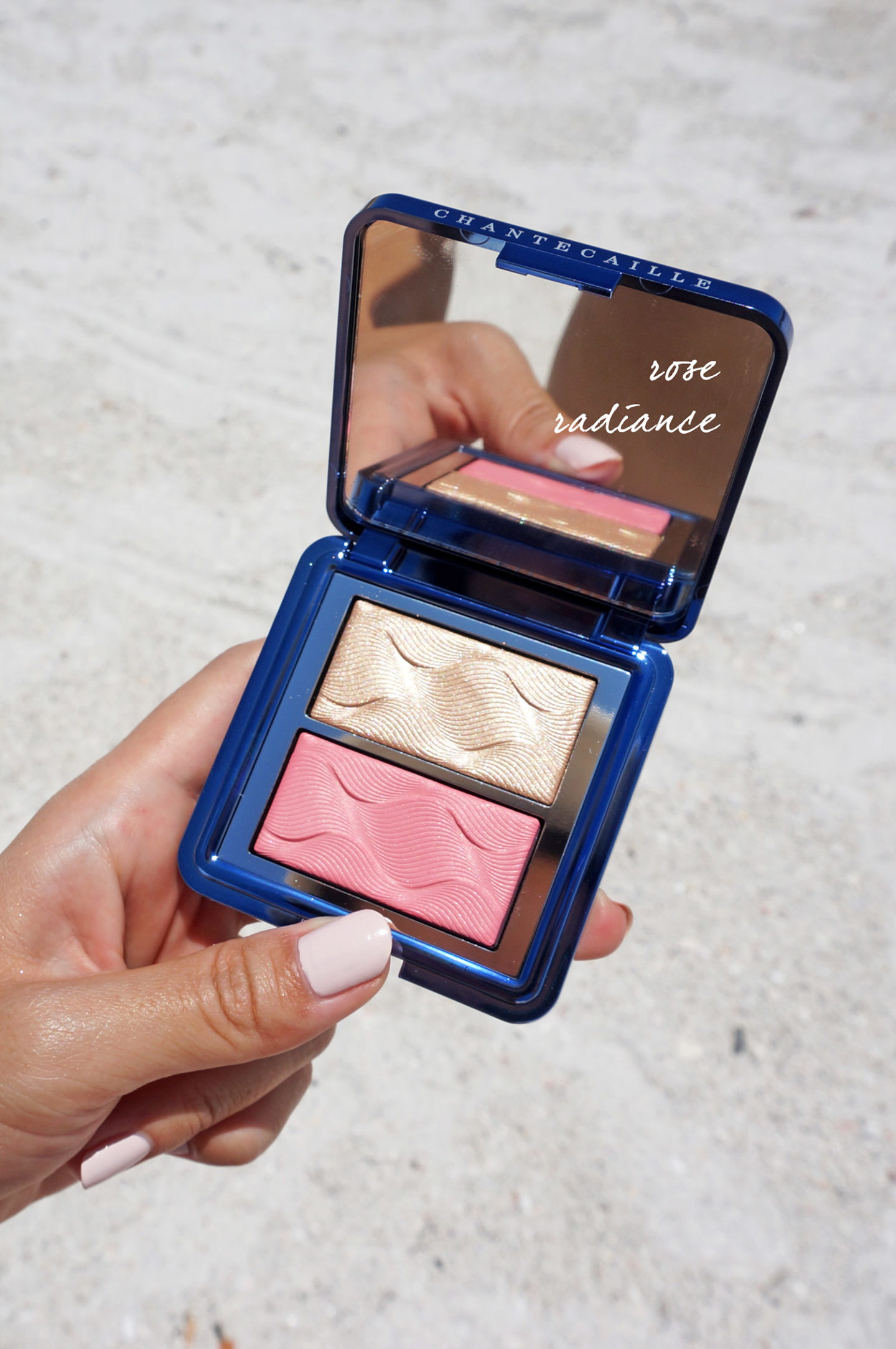 Radiance Chic Cheek and Highlighter Duo Rose Radiance