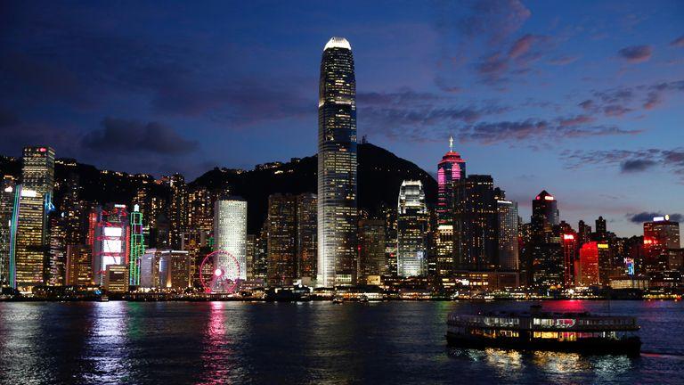 Hong Kong jouit de ses propres libertés et de son autonomie partielle depuis que le Royaume-Uni l'a rendu à la Chine en 1997