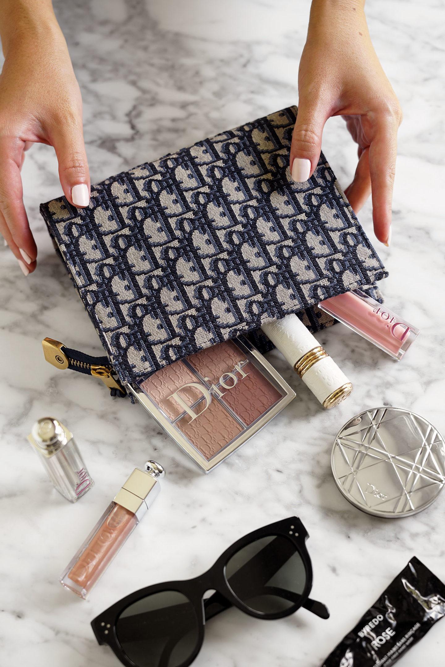 Pochette Dior Oblique |  Le Look Book Beauté