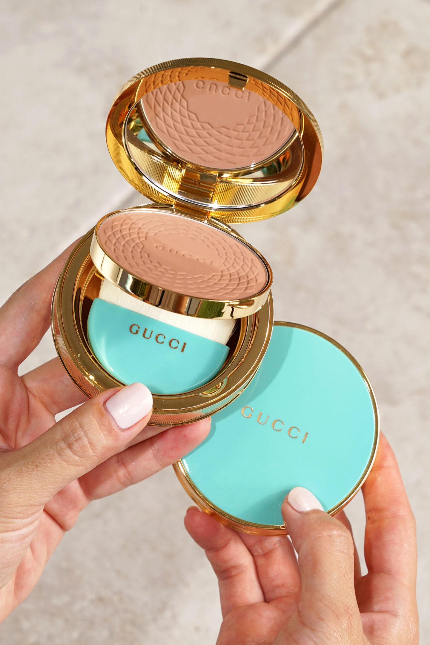 Poudre bronzante Gucci Eclat Soleil