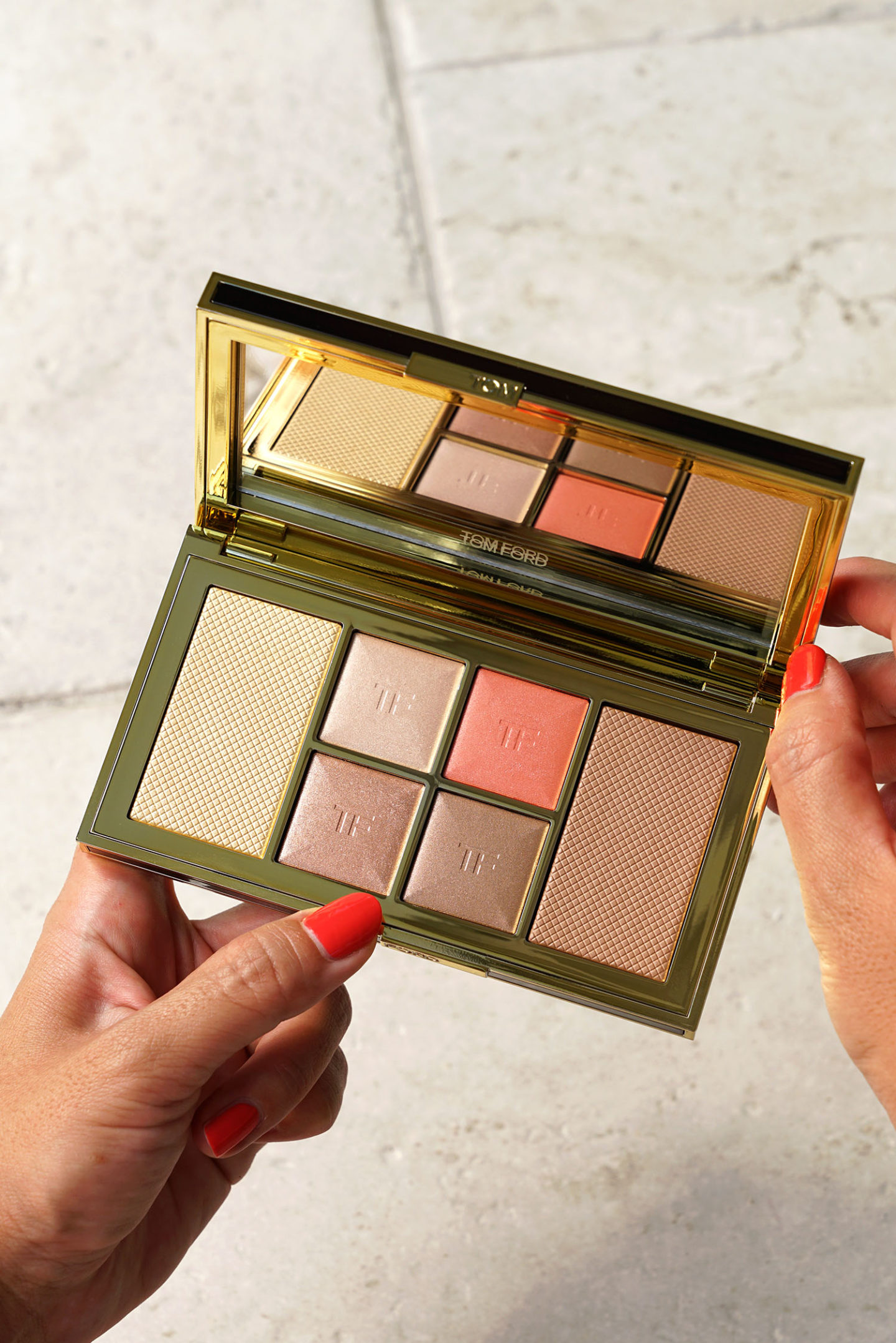 Tom Ford Shade Illuminate Palette Rose Cashmere Review