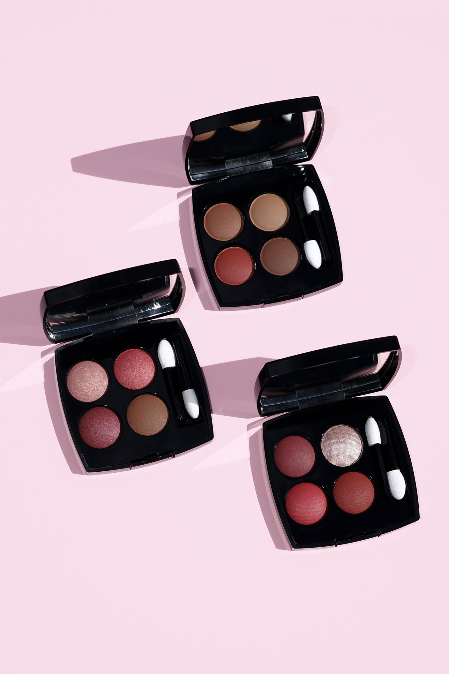 Chanel Automne-Hiver 2020 - Les 4 Ombres Eyeshadow Quads