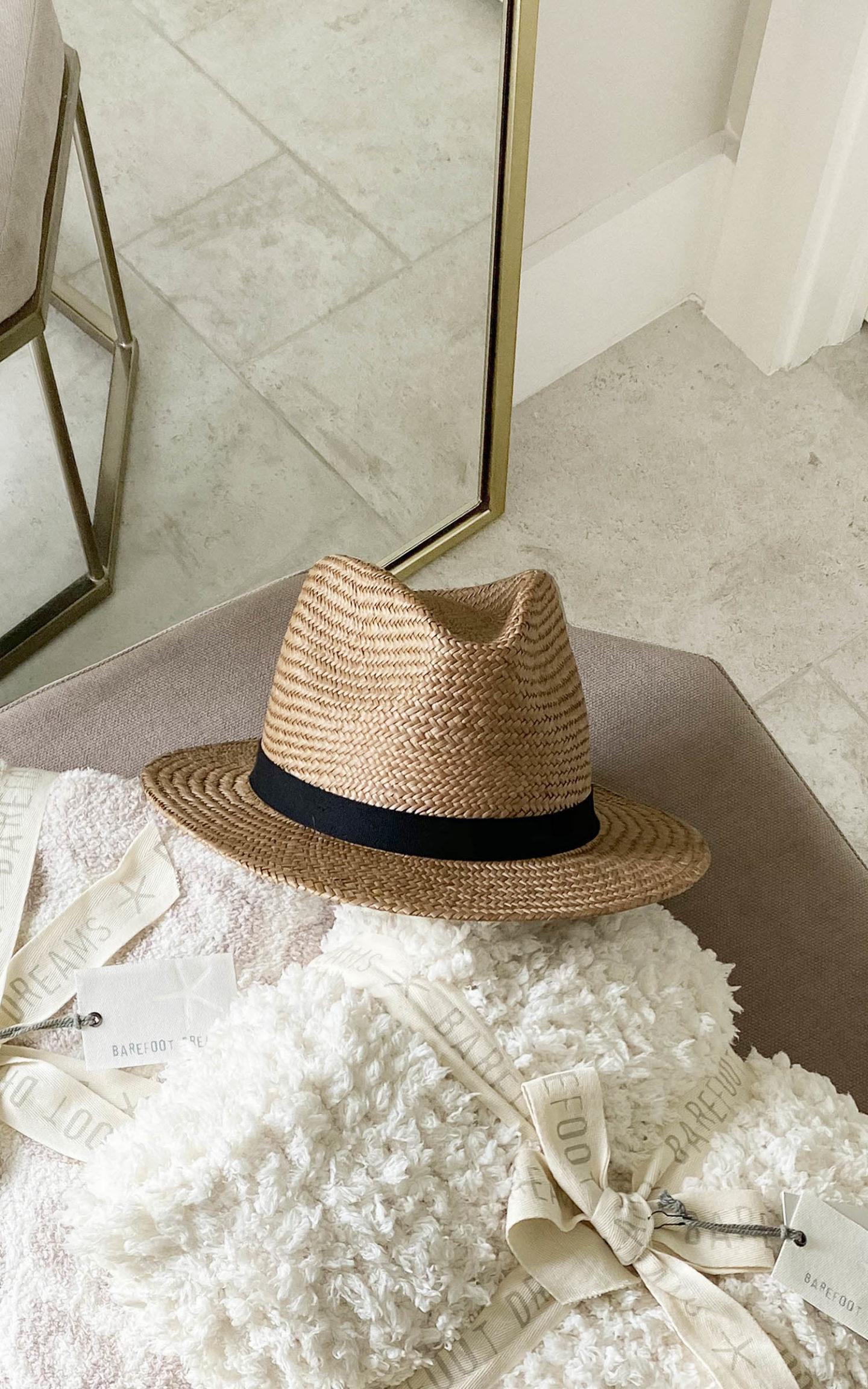 Chapeau de paille Brixton Lera