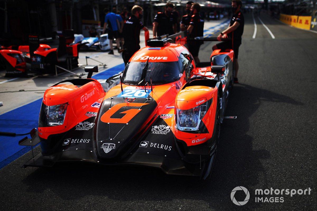 # 26 G-Drive Racing Aurus 01 - Gibson: Roman Rusinov, Jean-Eric Vergne, Mikkel Jensen