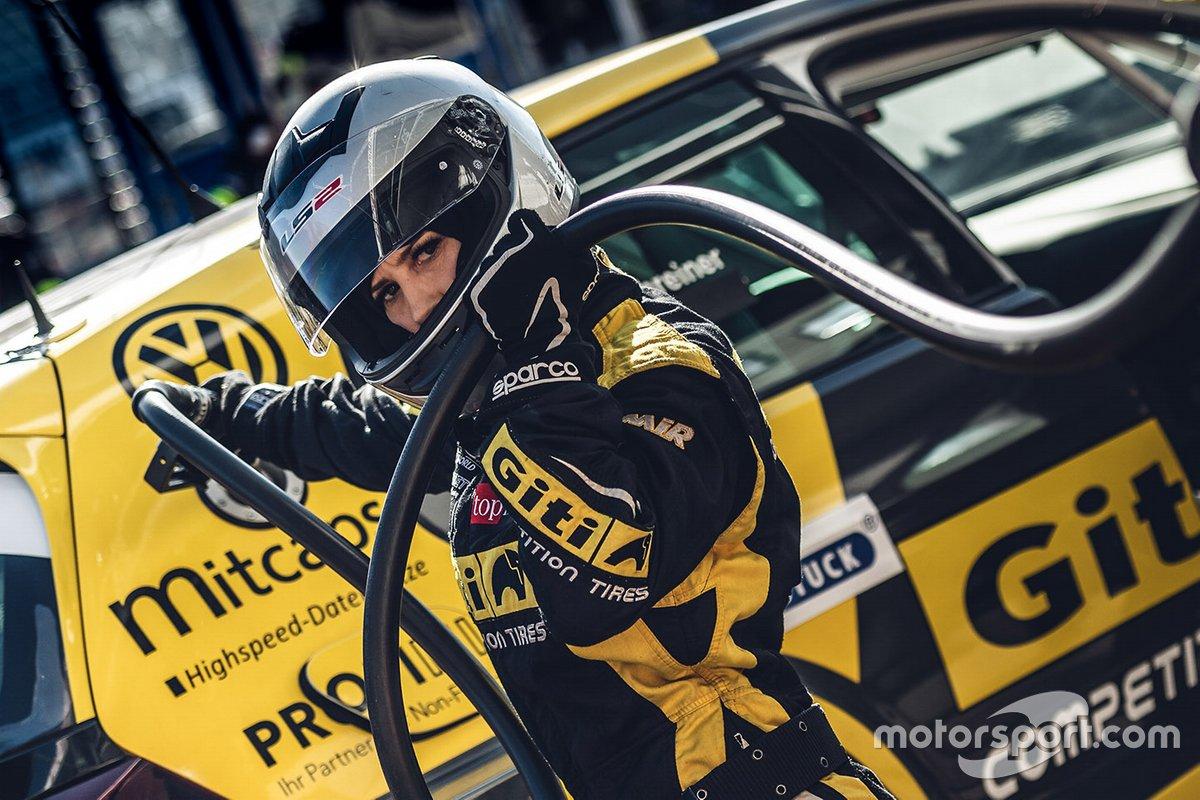 Préparation de l'équipe Giti Tire Motorsport by WS Racing