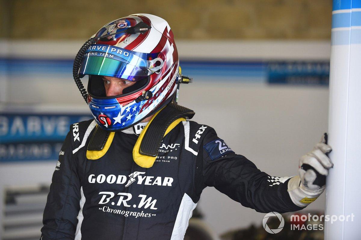 # 25 Algarve Pro Racing Oreca 07 - Gibson: Simon Trummer