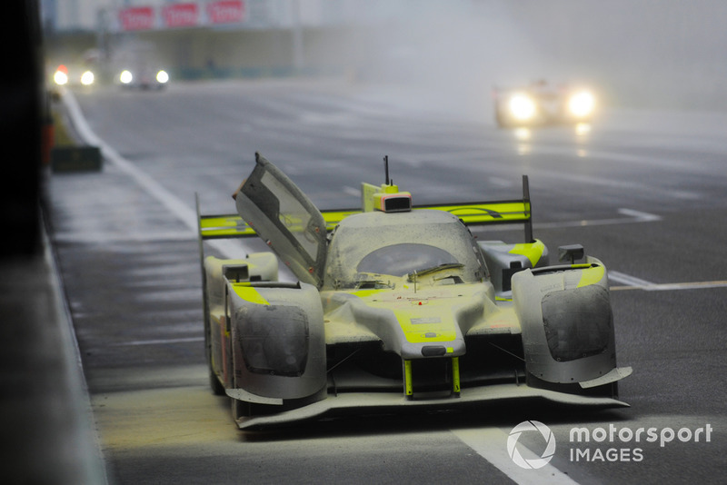 # 4 ByKolles Racing Team Enso CLM P1 / 01: Oliver Webb, James Rossiter, Tom Dillmann