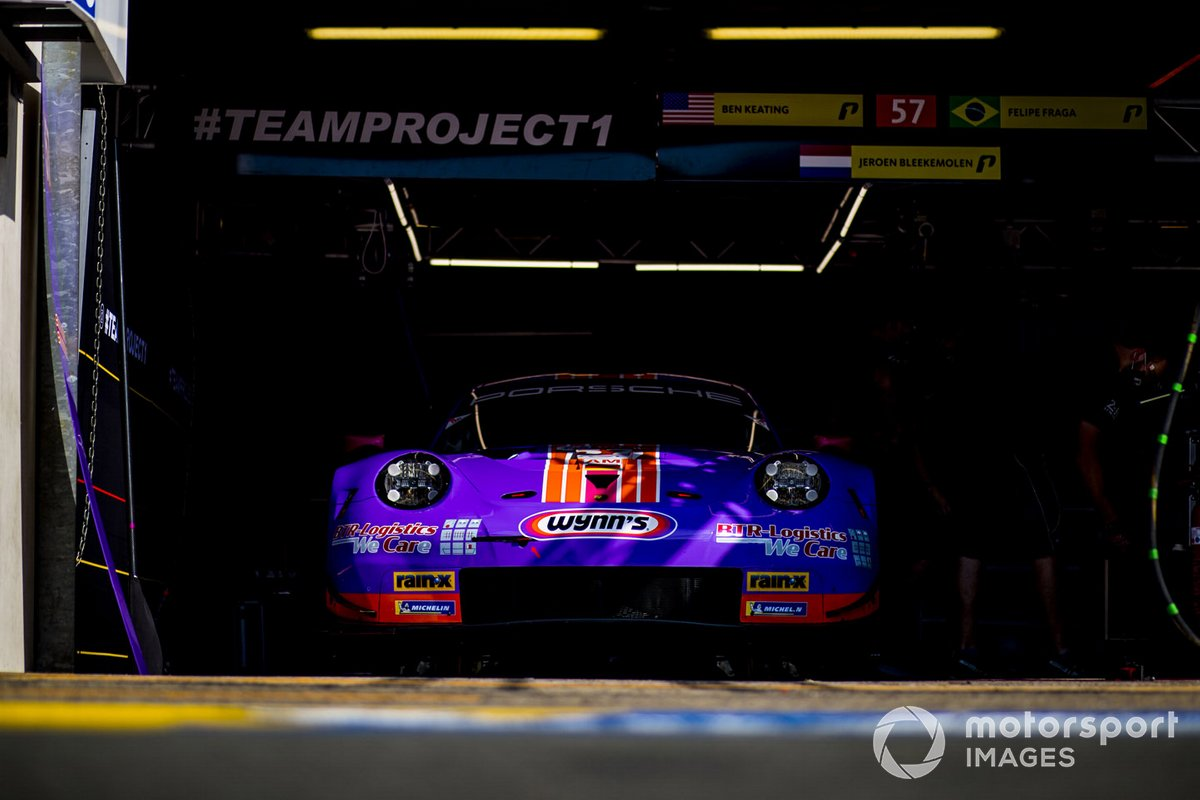 # 57 Team Project 1 Porsche 911 RSR