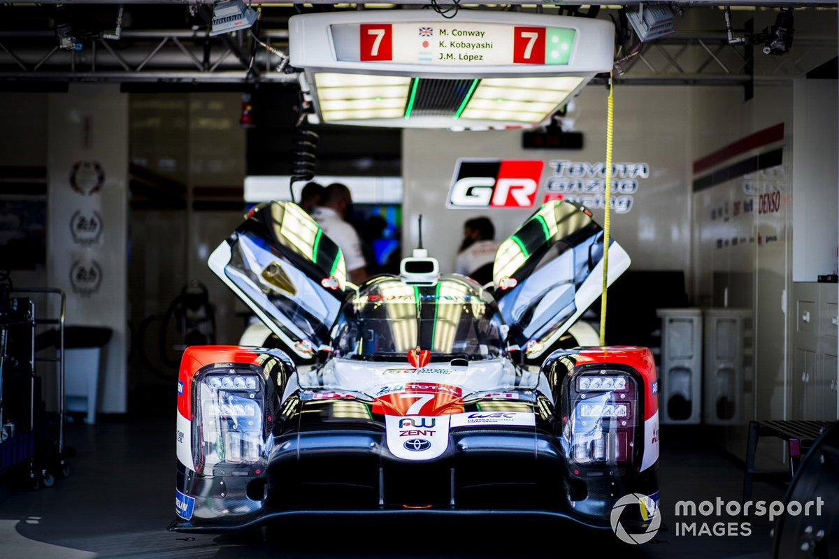 # 7 Toyota Gazoo Racing Toyota TS050