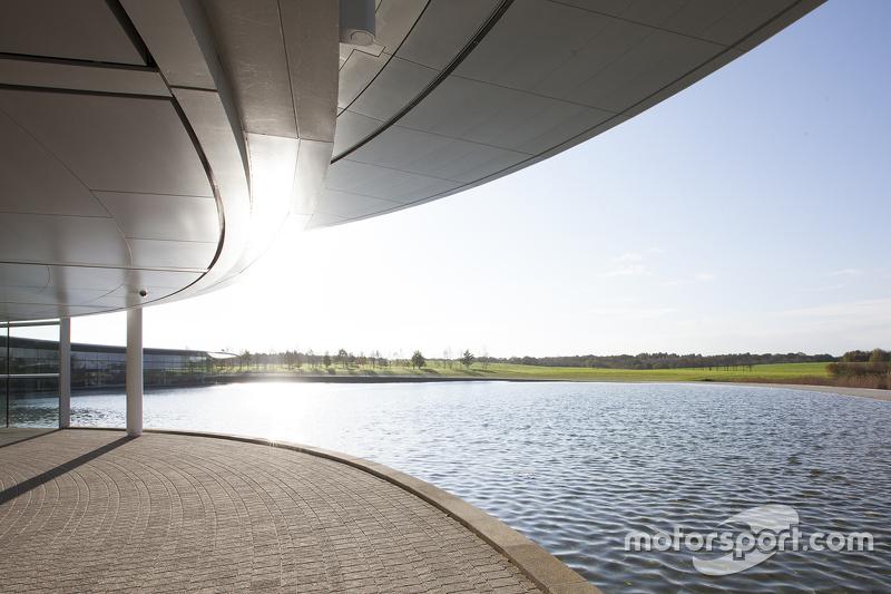 Le centre de technologie McLaren