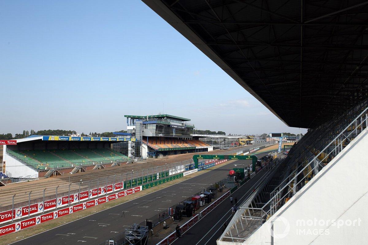 Présentation du circuit du Mans