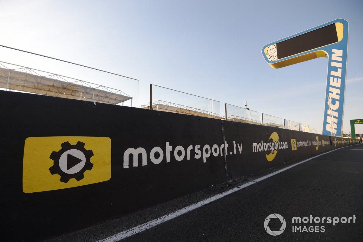 Logo TV de sport automobile