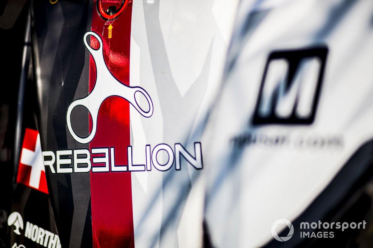 Rebellion Racing Rebellion R-13, détail