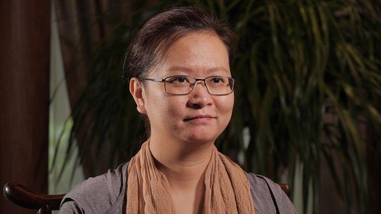 Sabrina Li est la fondatrice et directrice générale de la société de biotechnologie Coyote