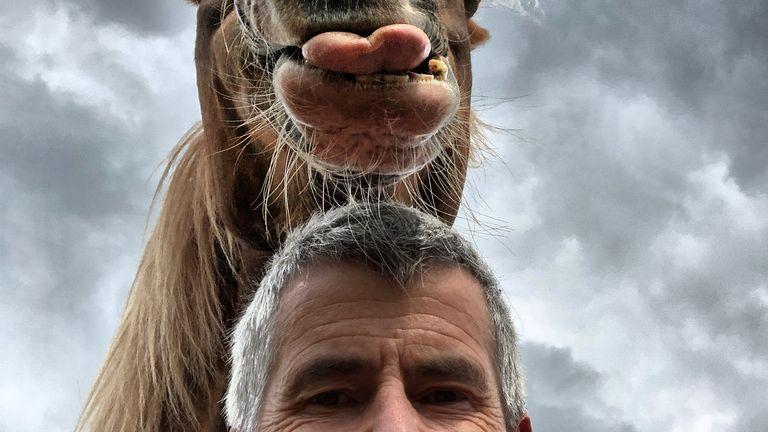Peter von Sheen / Mars Petcare Comedy Pet Photo Awards 2020