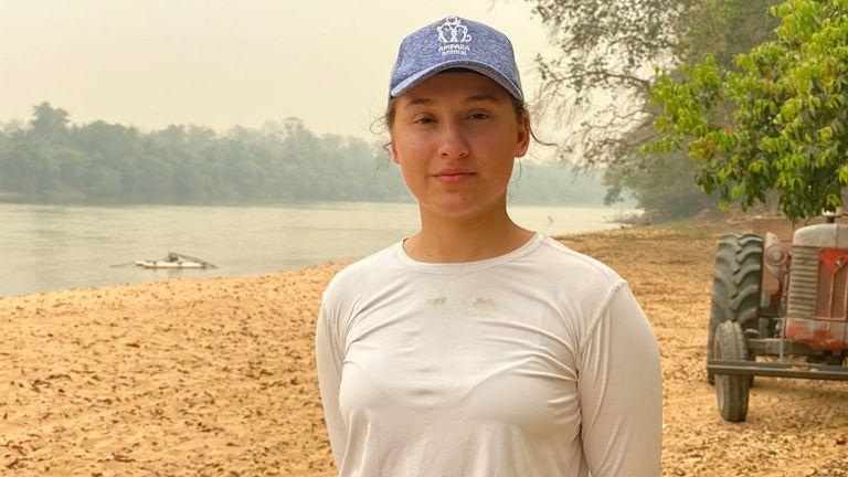 Eduarda Fernandes est la fondatrice de 20 ans du groupe de travail de sauvetage
