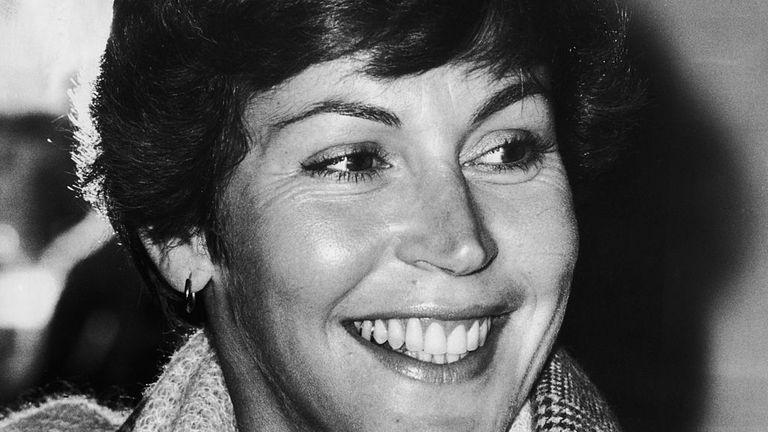 Reddy à Londres en 1978 où elle se produit au Palladium